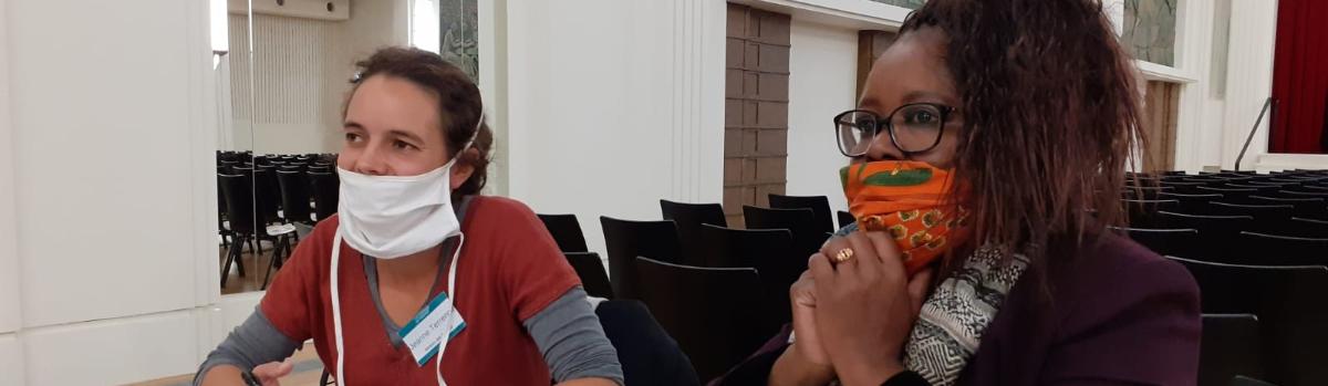 Les Etats Généraux de l'éducation, nous voilà ! - « Cette expérience à Nantes m'a éveillé beaucoup de choses » - Maria Baros