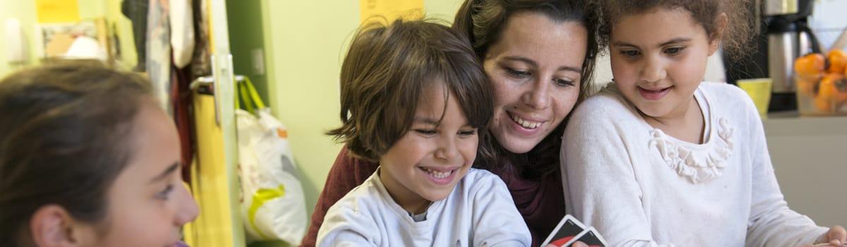 Soutenir la parentalité en tissant des partenariats - Le mois de la Parentalité avec la Maison des Familles de Mulhouse.