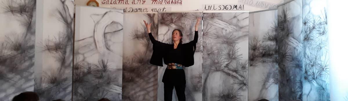 La semaine du Printemps japonais - C'était le printemps japonais à Maison des Familles de Montdidier
